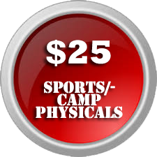 Sports/Camp Physicals
